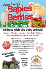 poster smith farms babies and berries